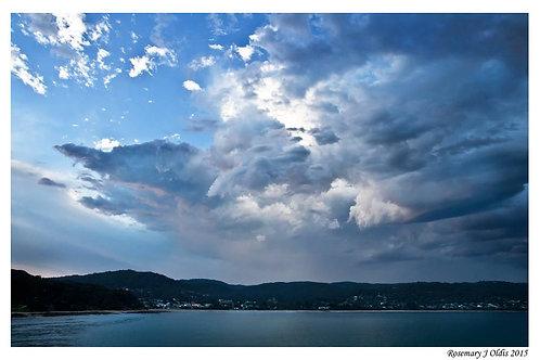"""Storm Over Lorne"""