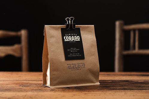 Kaffeebohnen Corado Baristablend