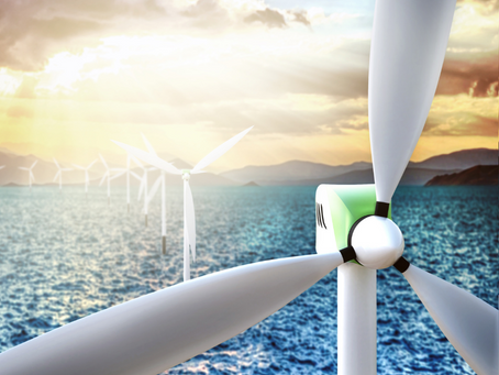 America Joins the Wind Power Movement with Offshore Wind and Energy Construction