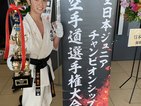 全日本4位入賞!
