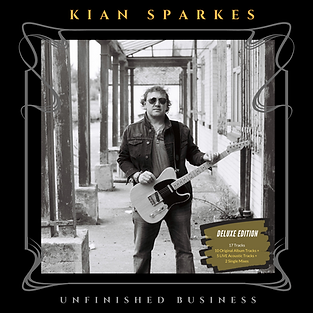 Kian Sparkes - Unfinished Business (DELU