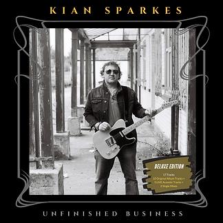 Kian Sparkes - Unfinished Business (DELU
