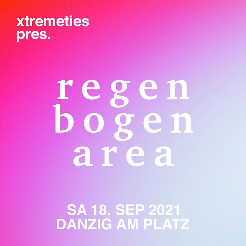 REGENBOGEN AREA im Danzig Am Platz