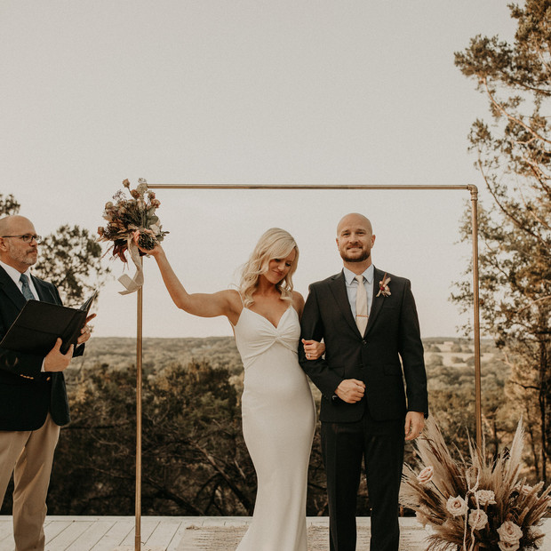 Dripping Springs elopement
