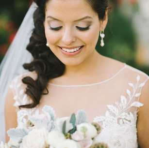 Such a sweet and gorgeous bride! #lustre