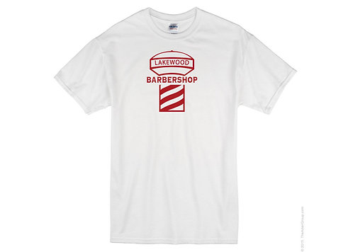 Red LBS Family T-Shirt