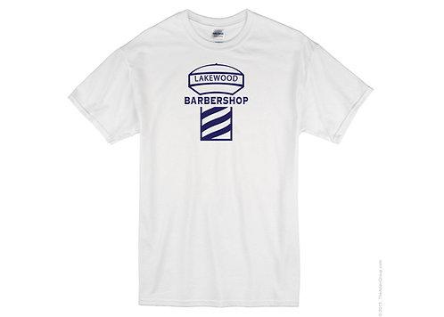 Navy LBS Family T-Shirt