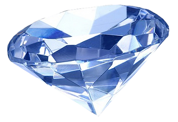Picture of a sparkling diamond