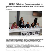 12 - 27/05/20 Objectif Gard