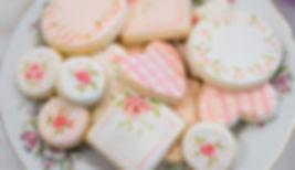 custom painted sugar cookies