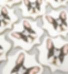 custom dog sugar cookies