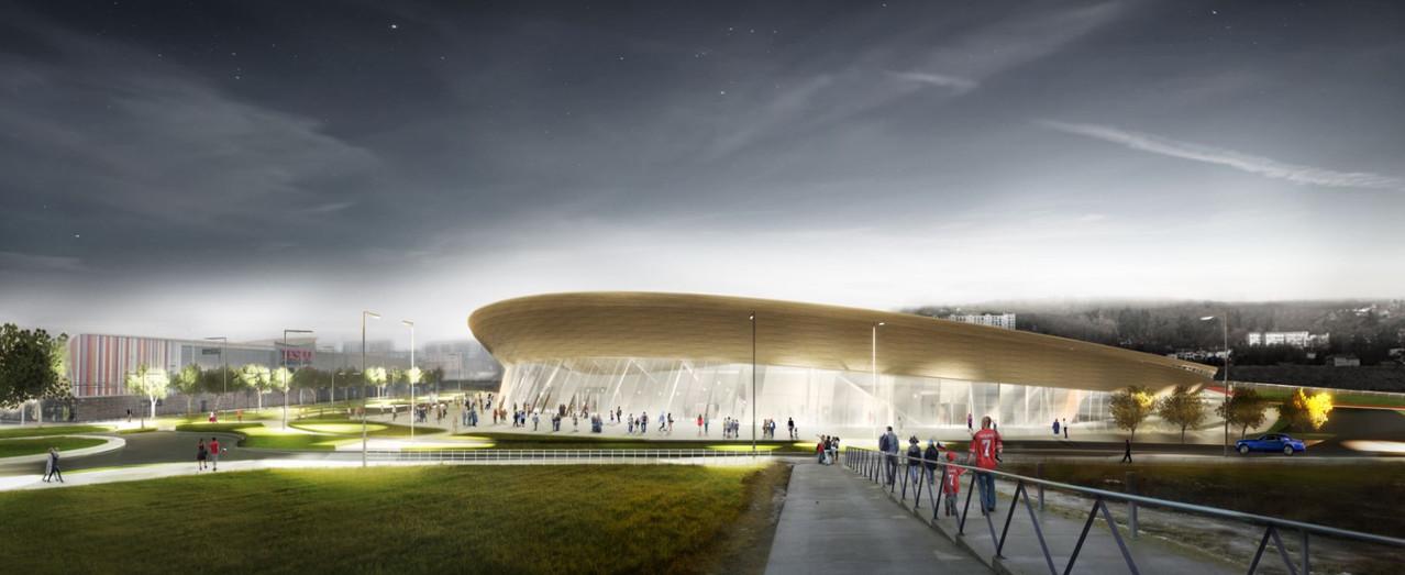 Stadium stucture parametrization