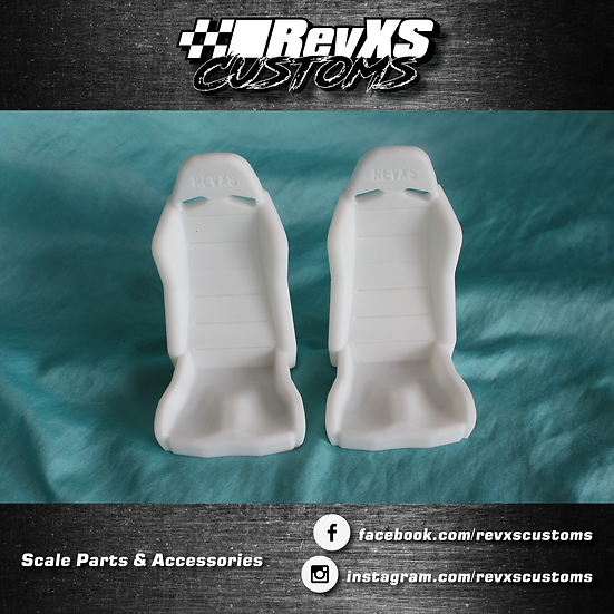 1/10th Scale Race Seats
