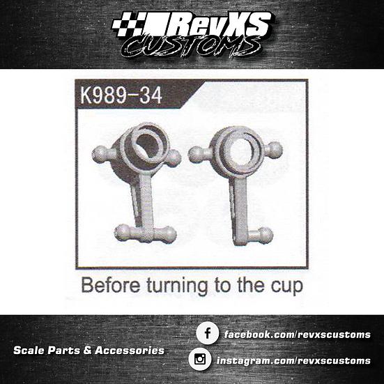 K989-34 Front Hub