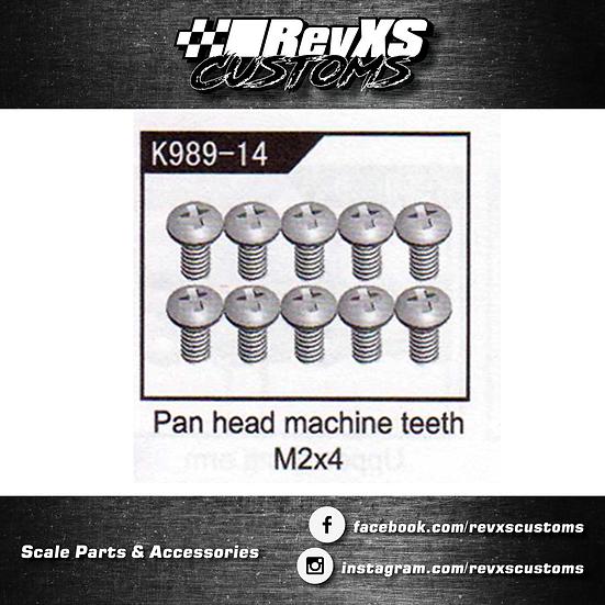 K989-14 Screw M2*4