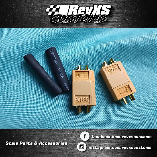 XT60 Style Plugs
