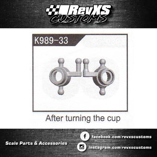 K989-33 Rear Hub
