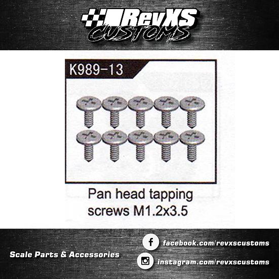 K989-13 Screw M1.2*3.5