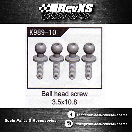 K989-10 Ball Head 3.5*10.8