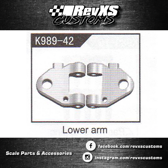 K989-42 Lower Suspension Arms