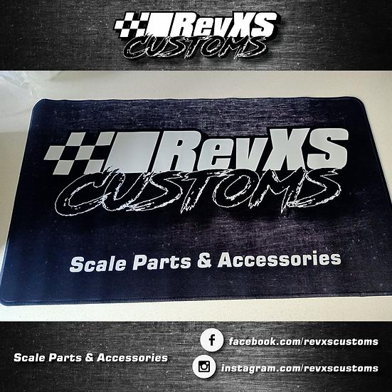 RevXS Customs Pitmat 350x600mm