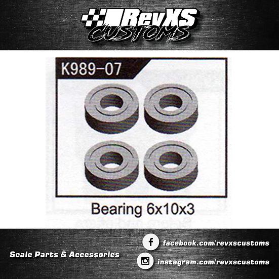 K989-07 Bearing 6*10*3