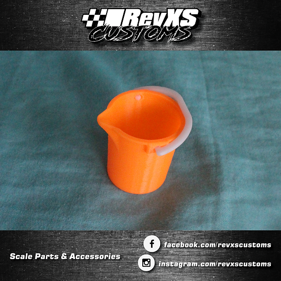 1/10th Scale Bucket