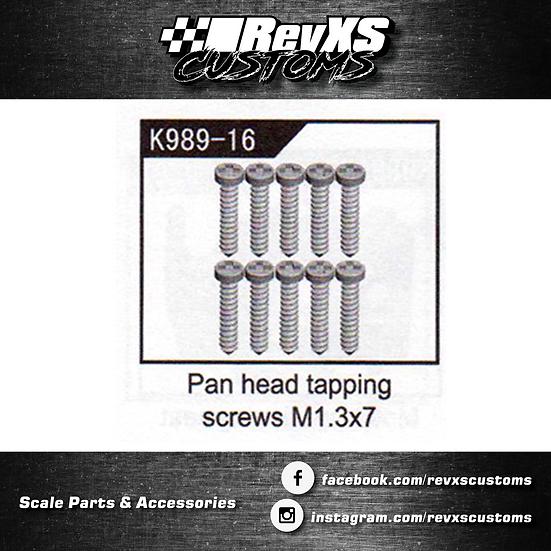 K989-16 Screw M1.3*7