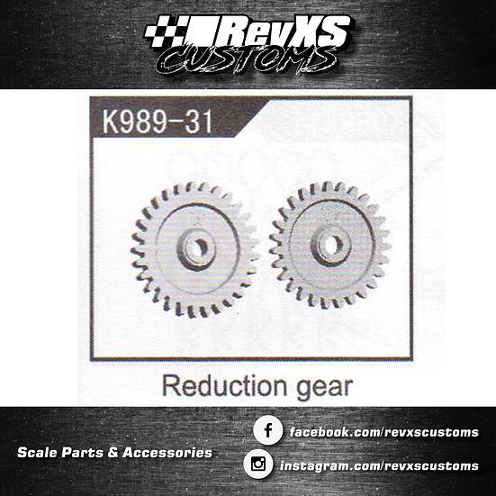 K989-31 Reduction Gear