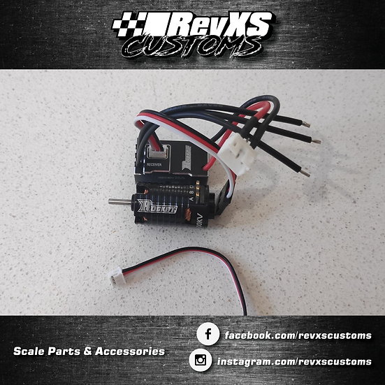 Surpass Rocket 1/28 Brushless ESC/Motor 2500kv