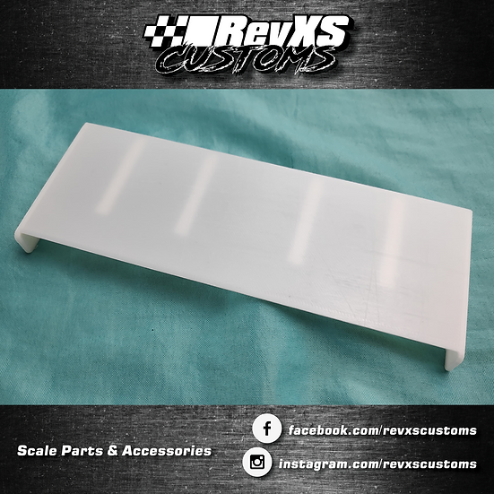 1/10th Scale Light Weight Drag Car Wing