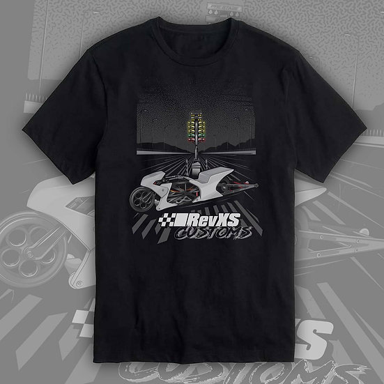 RevXS Customs Dragbike Shirt