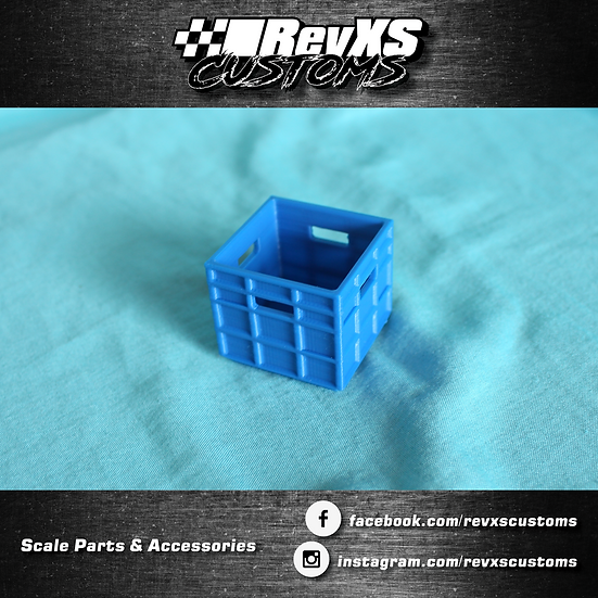 1/10th Scale Stackable Containers