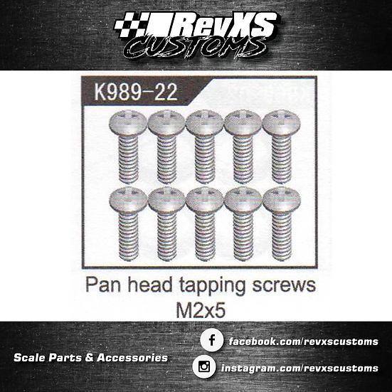 K989-22 Screw M2*6