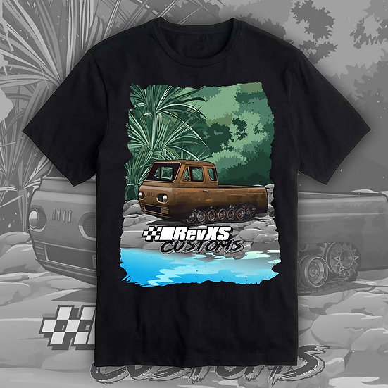RevXS Customs Ecotank Shirt
