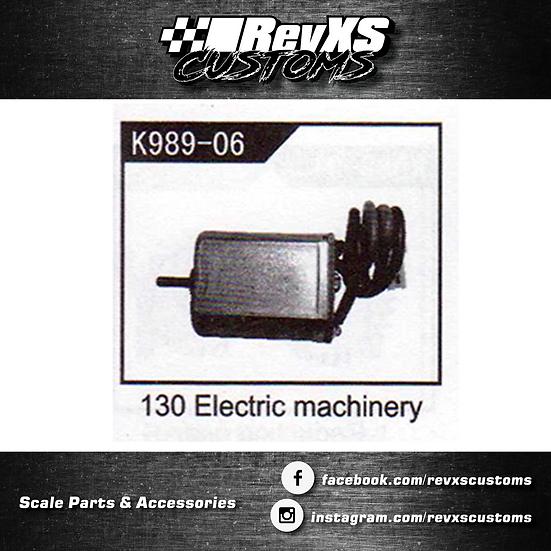 K989-06 130 Electric Motor