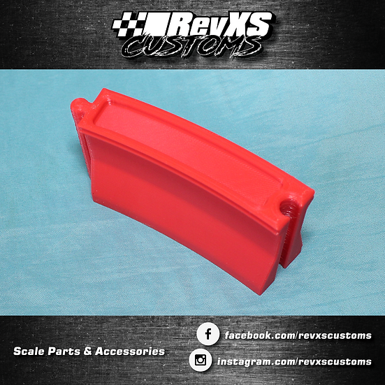 1/10th Scale Drift Barriers Curved