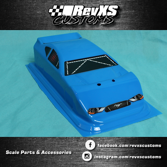 Mustang Super Sedan/Super Saloon/Late Model