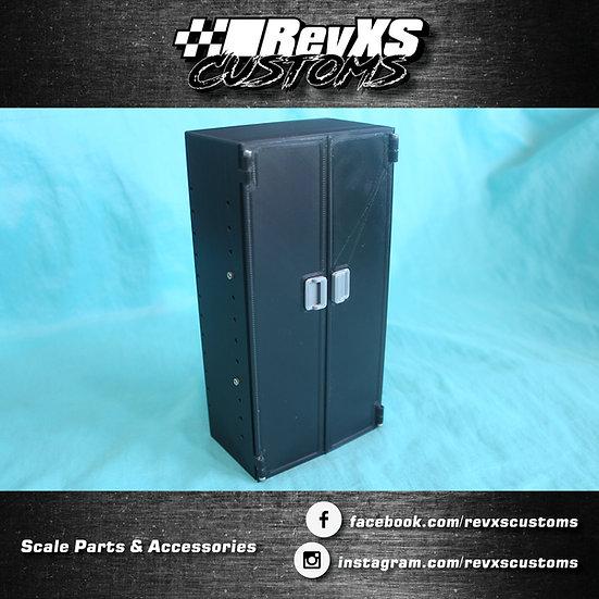 Scale Garage Cabinet STL Files