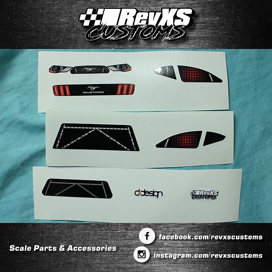 Mustang Super Sedan/Super Saloon/Late Model