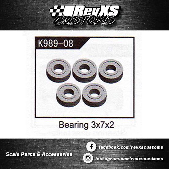 K989-08 Bearing 3*7*2