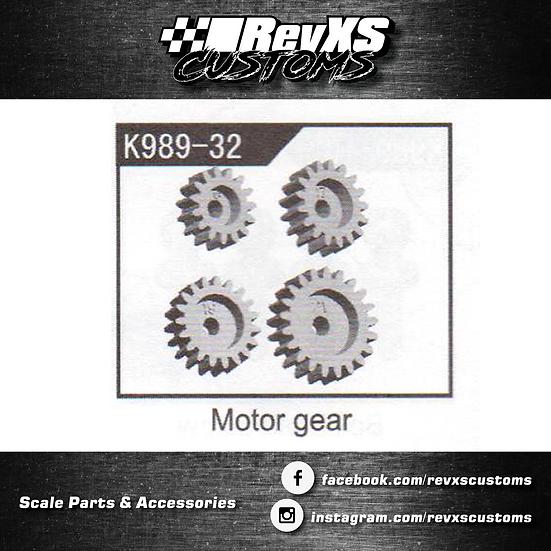 K989-32 Motor Gear