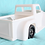 Thumbnail: 1/10th RC Hotrod Truck body STL Files
