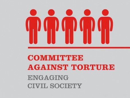 The Committee against Torture confirms that Panama is failing in its regards to address torture.....