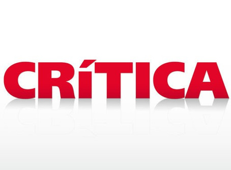 A big thank you goes out to the Critica newspaper for taking human rights seriously.....
