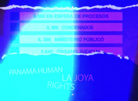 It is a human right for a Panamanian child to have an identity and a right to family