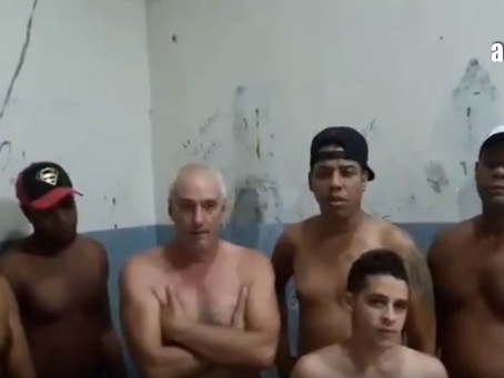 Desperación de cubanos cautivos en prisión de Panamá