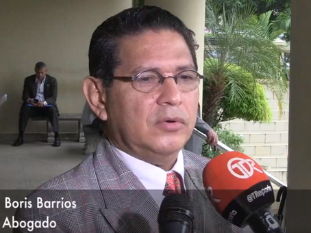 Attorneys Barrios & Barrios, take Mr Tuffney's case to the Panamanian courts, naming and shaming him