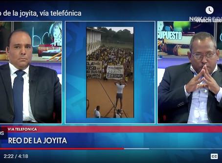 Los privados de libertad de La Joyita continúan en huelga de hambre como medida de protesta.....