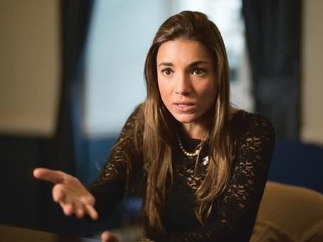 Ana Irene Delgado - Panamanian Ambassador to the United Kingdom asks for $30,000 from Nick Tuffney.